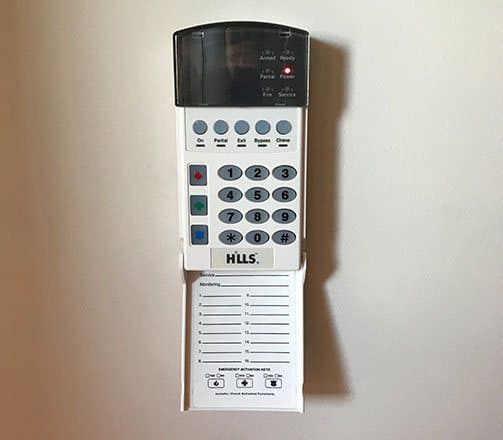 Home Alarm Installation 3